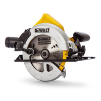 DeWalt DWE560K 184mm Compact Circular Saw & Kitbox 1350 Watt 240 Volt from Toolden