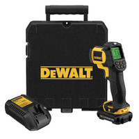 DeWalt DCT414D1 Infrared Thermometer & KitBox 10.8 Volt 1 x 2.0Ah Li-Ion from Toolden.
