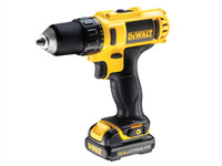 DeWalt DCD710D2 Compact Drill Driver 10.8 Volt 2 x 2.0Ah Li-Ion from Toolden
