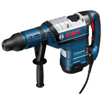 Bosch GBH8-45DV EIGHT SDS Max Combi Hammer with Vibration Control 8Kg 240V from Toolden