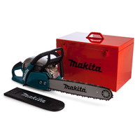 Makita DCS5121 50cc 2-Stroke Petrol Chainsaw 45cm in Metal Case from Toolden