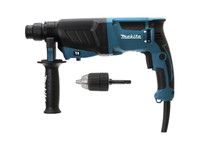 Makita HR2630X7/1 240V 800W 3-Function SDS Plus Rotary Hammer from Toolden