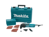 Makita TM3000CX4 110v Multi-Tool c/w 37 Acc from Toolden