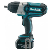 Makita DTW450RMJ 18v Impact Wrench 2x4ah Li-ion | Toolden