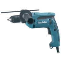 Makita HP1641K 240v KLess Percussion Drill | Toolden