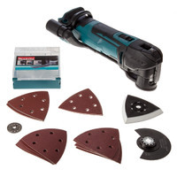 Makita DTM51ZJX7 18v LXT Multi-Tool c/w Acc from Toolden
