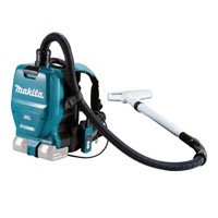 Makita DVC260Z Twin 18V Backpack Vacuum Body Only from Toolden