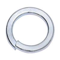 M16 Bright Zinc Spring Washers Din7980 | Toolden