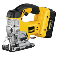 Dewalt DC308KL 36V Heavy Duty Cordless Jigsaw from Toolden
