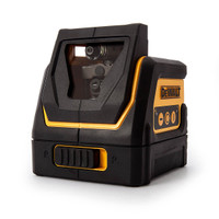 Dewalt DW0811 Cross Line Laser Self Levelling 360 Degree from Toolden