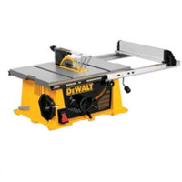 Dewalt DW744XP Heavy Duty Electronic Portable Table Saw 240V from Toolden