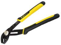 Stanley Fatmax Groove Joint Pliers 300mm - 75mm Capacity| Toolden