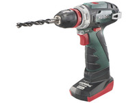 Metabo PowerMaxx BS Quick Pro Cordless Drill / Screwdriver Set
