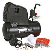 SIP Airmate Hurricane 245/25 with 7 Piece Air Kit from Toolden