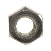 M8 Bright Zinc Hex Nuts Din 934 | Toolden