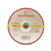 N-Durance Super Thin Metal Cutting Disc from Toolden