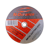 N-Durance Metal Cutting Discs (Five Pack) 230 x 3.2 x 22.2mm from Toolden