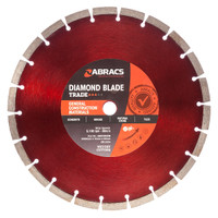 Abracs ABDD30020M Trade General Purpose Diamond Blade 300mm  | Toolden