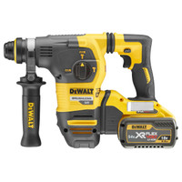 Dewalt DCH333X2 54v 9.0Ah XR FLEXVOLT SDS+ 3 Mode Rotary Hammer Drill | Toolden