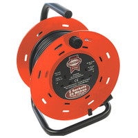 Faithfull Power Plus Cable Reel 25m - 13amp 230 Volt | Toolden