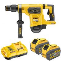 Dewalt DCH481X2 54V 9.0Ah FlexVolt SDS Max Hammer Drill | Toolden