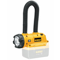 Dewalt DC509 36V Heavy Duty Flexible Flashlight Body Only | Toolden