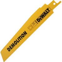Dewalt Demolition Sabre Blade 152mm Pack of 5 from Toolden