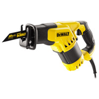 Dewalt DWE357K Compact Reciprocating Saw 240V | Toolden