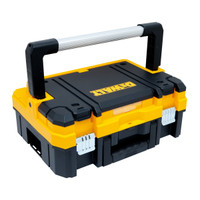 DeWalt DWST1-70704 Tstak I Organiser Top Tool Storage Box  | Toolden