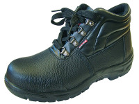 Scan Dual Density Chukka Boots Black
