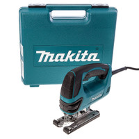 Makita 4350CT 110V Jigsaw Tool-less Blade Fixing from Toolden