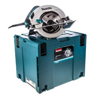 Makita HS7601J Circular Saw 190mm with MakPac Carry Case 110v from Toolden.