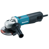 Makita 9565PCV 240v 125mm 1400w Angle Grinder | Toolden