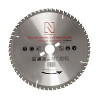 N-Durance Multi Purpose TCT Saw Blade 250mm