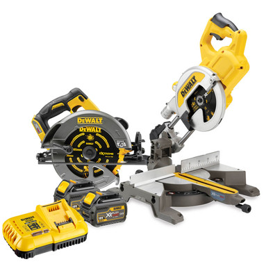 Dewalt DCS775 FlexVolt 54v Saw Kit | Toolden