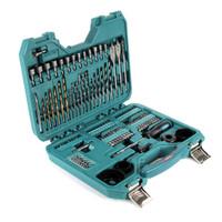 Makita P-90249 100pc Power Drill Accessory Set | Toolden