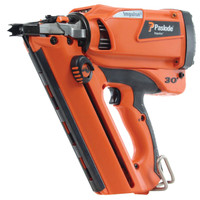 Paslode IM350 90mm 7.4v 2.1Ah Li-Ion 1st Fix Angled Gas Framing Nailer | Toolden