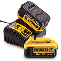 Dewalt DCB182 Battery & Charger Bundle | Toolden