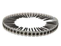 Forgefix 3.9 x 50mm Black Phosphate Collated Drywall Screws 1000 Pack