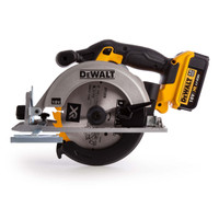 Dewalt DCS391M1 XR Cordless Circular Saw with 1 x 4.0Ah Battery