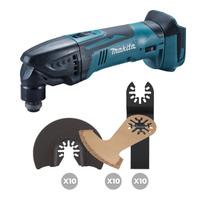 Makita Oscillating Multi Tool & Blade Bundle