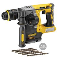 Dewalt Brushless SDS+ Rotary Hammer Drill & Bit Bundle