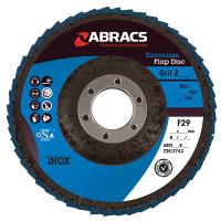 Abracs Zirconium Flap Disc 100mm x 80G