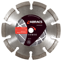 Abracs ABDBTPH115 Mortar Raking Diamond Blade 115mm