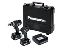 Panasonic EYC217LS2F 14.4v Twin Combi & Impact Driver Pack with 2 x 4.2Ah Batteries