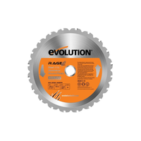 Evolution RAGE 185mm Multi-Purpose Circular Saw Blade