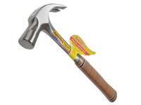 Estwing E24C Curved Claw Hammer with Leather Grip 680g (24oz)