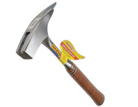 Estwing E239MM Roofers Pick Hammer Milled Face with Leather Grip