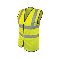 Scan Hi-Vis Waistcoat Yellow - XL (48in)