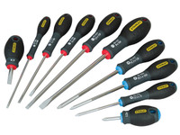 Stanley FatMax Screwdriver 10 Piece Set SL/PZ